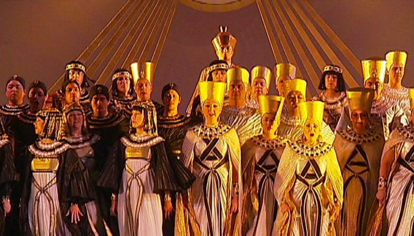Aida Costumes – Opera Australia 2008