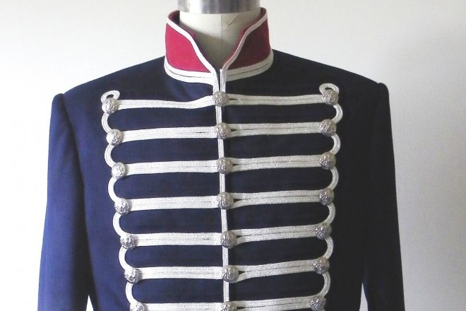 Hussar Style Jacket