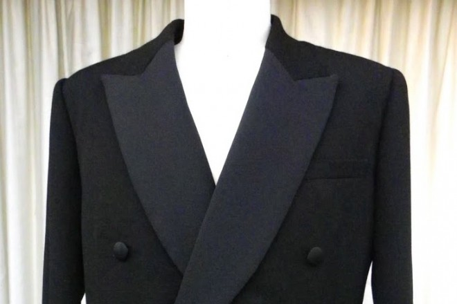 Vintage Style Dinner Suit