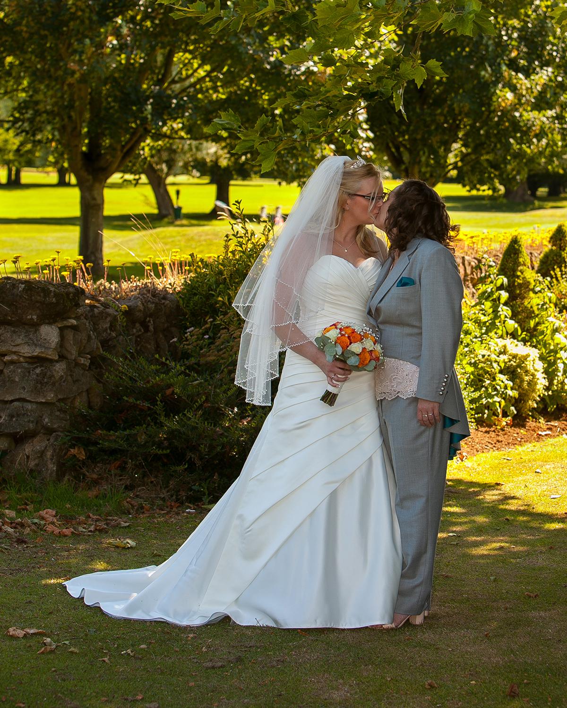 Amy's Incredible Lesbian Wedding Suit