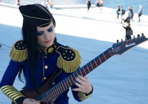 Commander in Chief Costume