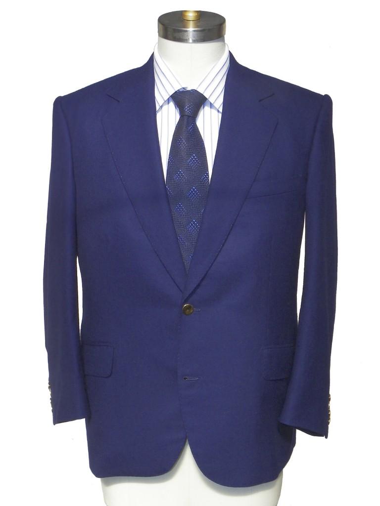 Bespoke Blue Blazer