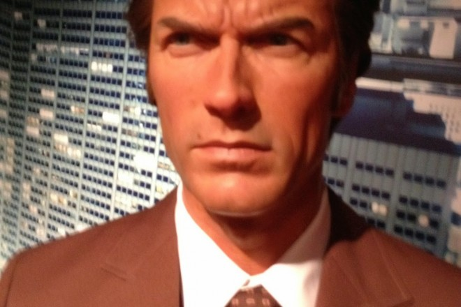 Dirty Harry – Madame Tussauds San Francisco