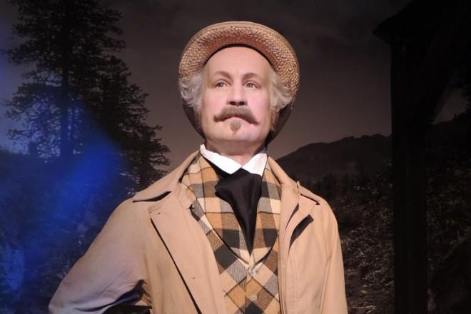 John Sutter – Madame Tussauds San Francisco