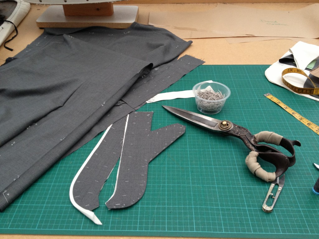 Bespoke Trousers with Hidden Adjusters