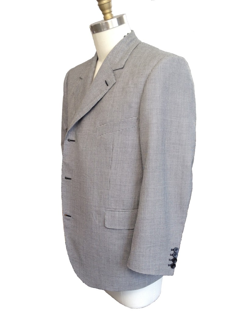 Puppy Tooth 3-piece Suit