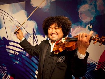 Taro Hakase for Madame Tussauds Tokyo