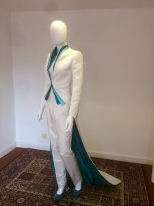 Sample Bridal Suit
