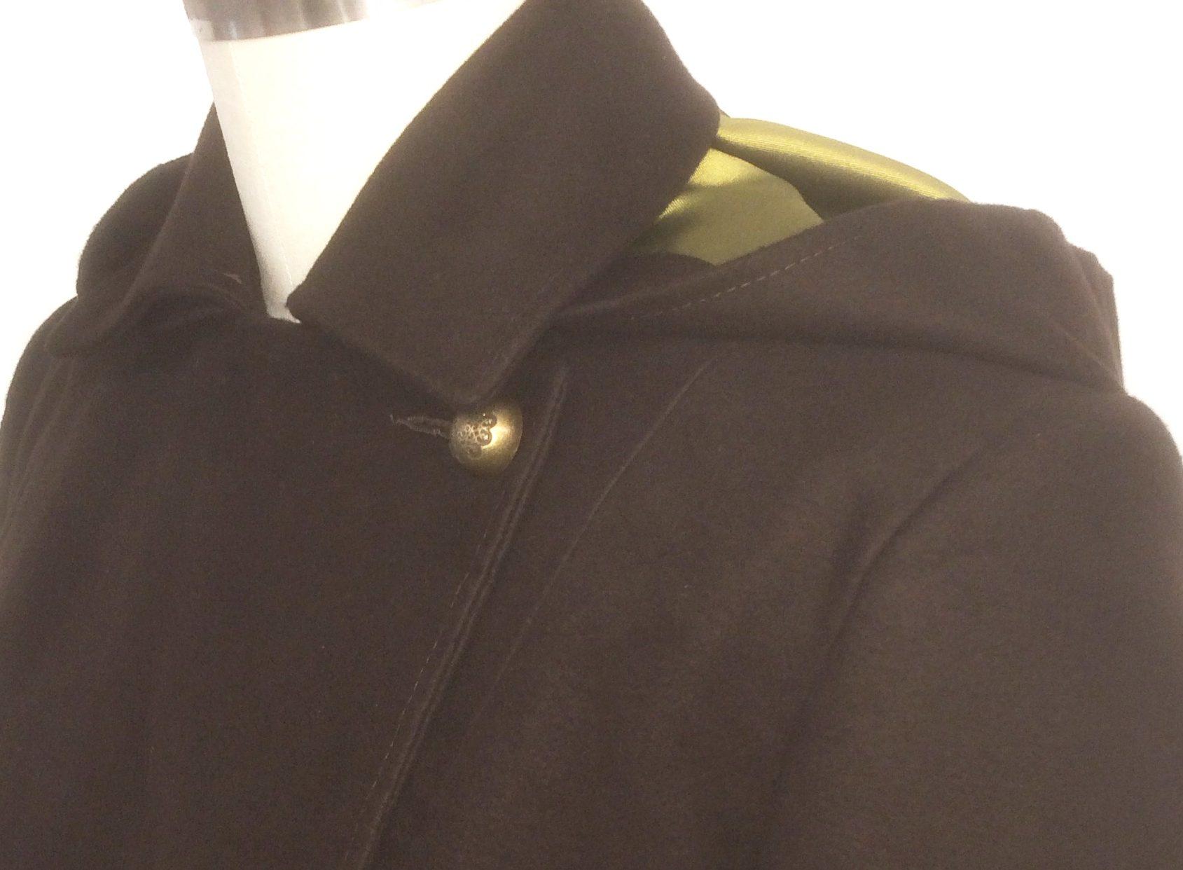 Asymmetrical  Androgynous Coat