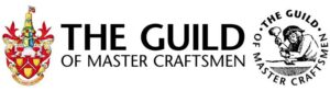 logo of the guild of mastercraftsmen certification for Goodrich Bespoke offering bespoke tailoring and clothing alterations in wokingham berkshire